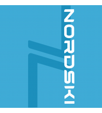 Бафф NORDSKI Logo Light Blue (NSV410790)