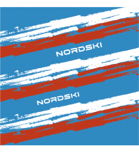 Бафф NORDSKI Stripe Blue/Red (NSV409879)