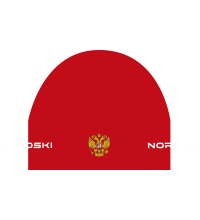 Шапочка NORDSKI Active Red Rus (NSV114900)